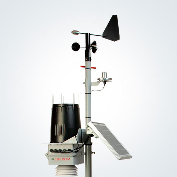 Estación Metereológica OMXH