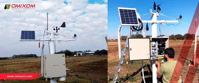 Sumamos una Estación Meteorológica en la localidad de Los Zorros