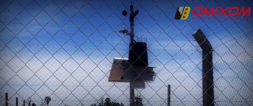 Estación Meteorológica Nº 30 del Ministerio de Agricultura  y Ganadería de Córdoba