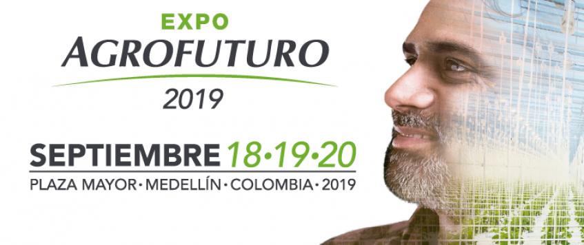 Omixom asistirá en la Expo Agrofuturo 2019 en Colombia