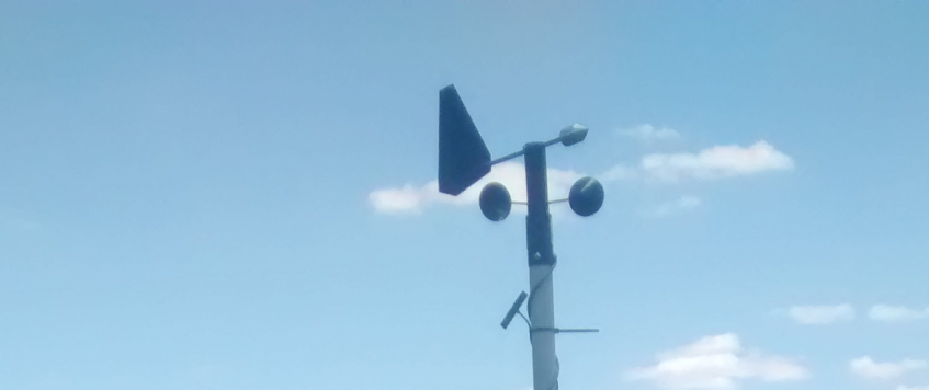 Instalación de Estación Meteorológica en Salsacate